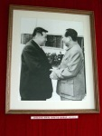 Kim Il-sung and Mao
